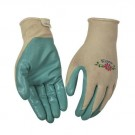 Kinco 1891 Nitrile Gloves, Women's